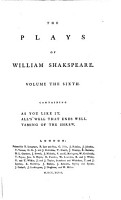 As You Like It  All s Well that Ends Well  Taming of the Shrew PDF