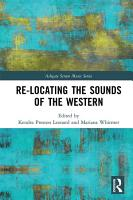 Re Locating the Sounds of the Western PDF