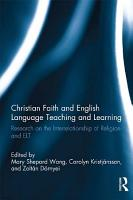 Christian Faith and English Language Teaching and Learning PDF