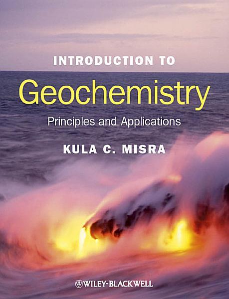 Introduction to Geochemistry