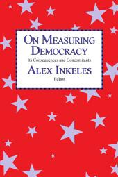 On Measuring Democracy: Its Consequences and Concomitants