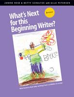 What s Next for This Beginning Writer  PDF