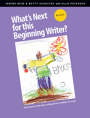 What s Next for This Beginning Writer