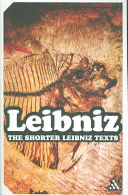 The Shorter Leibniz Texts