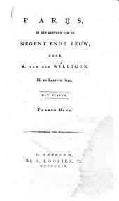 Parijs, in den aanvang der negentiende eeuw: Volume 3