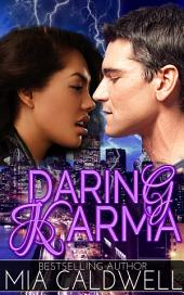 Daring Karma (BWWM Contemporary Romance): (Threads of Fate #2)