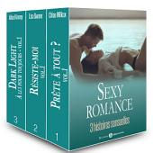 Sexy Romance - 3 histoires sensuelles