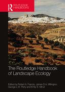 The Routledge Handbook of Landscape Ecology PDF