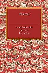 Maximes Book PDF