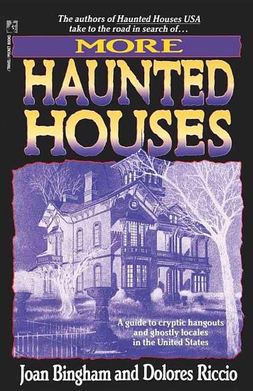 More Haunted Houses PDF