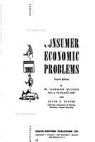 Consumer Economic Problems PDF