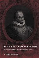The Humble Story of Don Quixote PDF