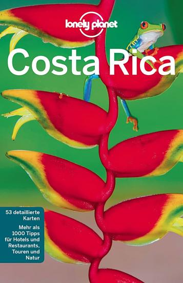Lonely Planet Reisef  hrer Costa Rica PDF