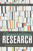 Counseling Research PDF