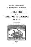 Download Colbert Et la Compagnie de Commerce Du Nord  1661 1689   Book
