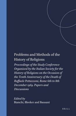 Problems and Methods in the History of Religions PDF