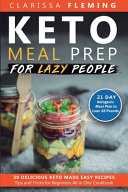 Keto Meal Prep For Lazy People