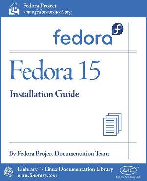 Fedora 15 Installation Guide PDF