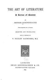 The Art of Literature: Volume 4