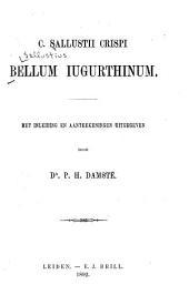 C. Sallustii Crispi Bellum Iugurthinum