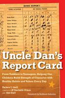 Uncle Dan s Report Card PDF