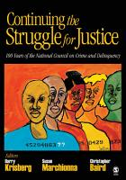 Continuing the Struggle for Justice PDF