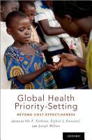 Global Health Priority Setting PDF