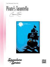 Pirate's Tarantella: Late Elementary Piano Solo