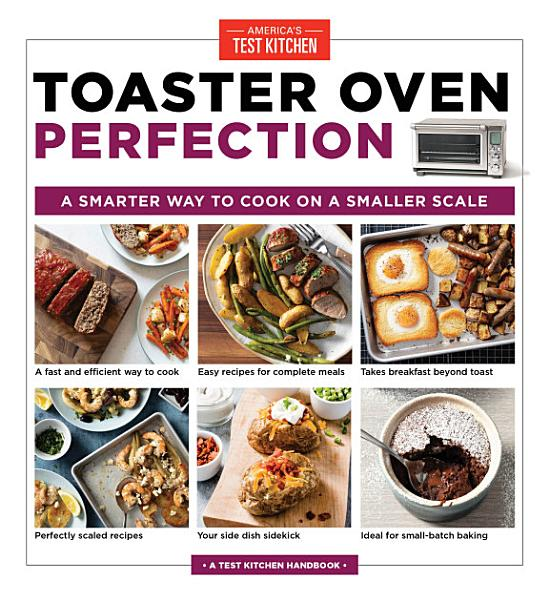 Download Toaster Oven Perfection Book