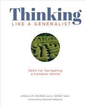 Thinking Like a Generalist PDF