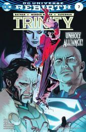 Trinity (2016-) #7
