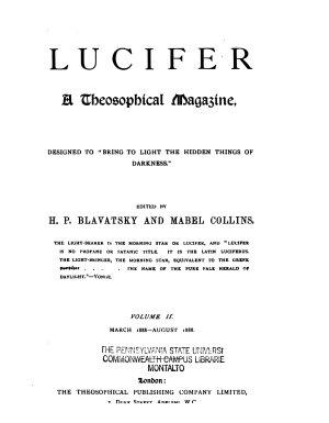 Lucifer PDF