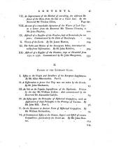 Transactions of the Royal Society of Edinburgh: Volume 1
