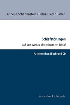 Schlafstorungen   Patientenhandbuch Und Cd PDF