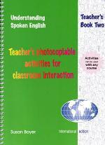 Teacher's book two