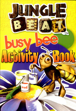 Jungle Beat Busy Bee Activity Book PDF