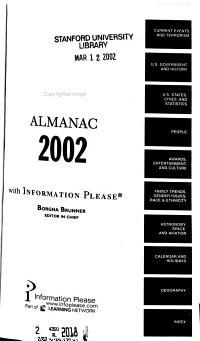 The Time Almanac