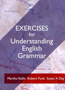 Exercises for Understanding English Grammar PDF