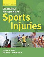 Conservative Management of Sports Injuries PDF