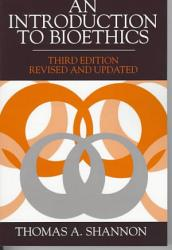 An Introduction to Bioethics PDF