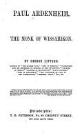 Paul Ardenheim  the Monk of Wissahikon PDF