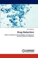 Drag Reduction