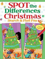 Spot the Differences Christmas