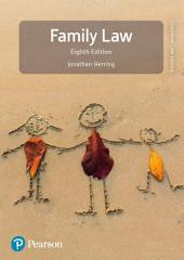 Family Law: Edition 8