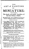 The Art of Painting in Miniature PDF