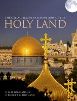 The Oxford Illustrated History of the Holy Land PDF