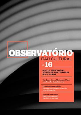 Revista Observat  rio Ita   Cultural   N   16