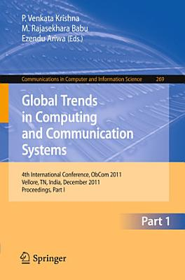 Global Trends in Computing and Communication Systems PDF