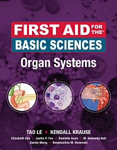 First Aid for the Basic Sciences  Organ Systems PDF