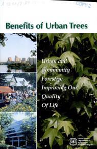 Benefits of Urban Trees PDF